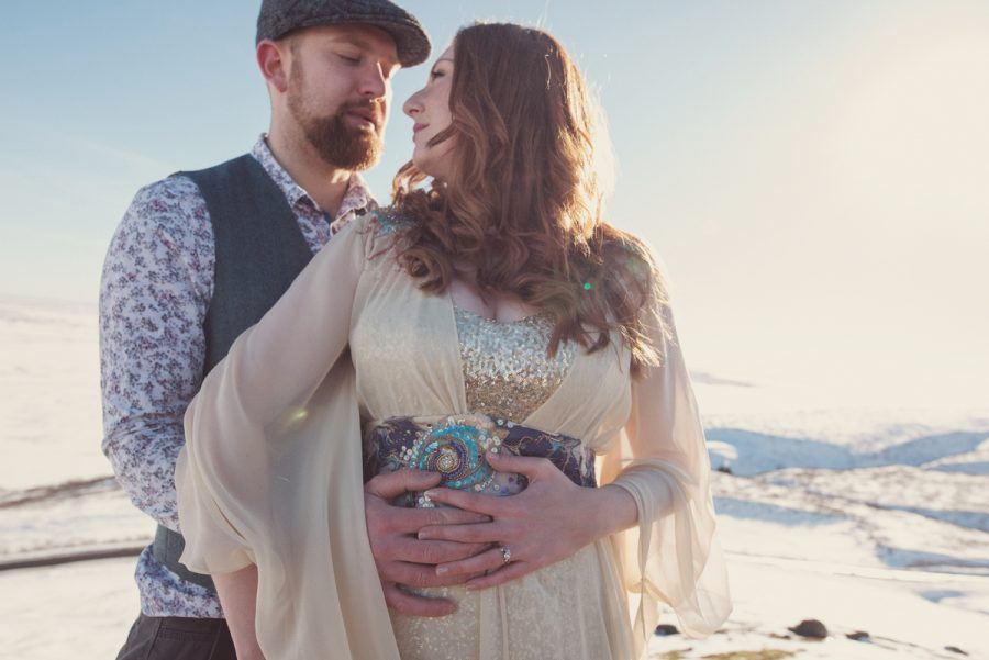 Nikki & Ben's Iceland Engagement Shoot 0155