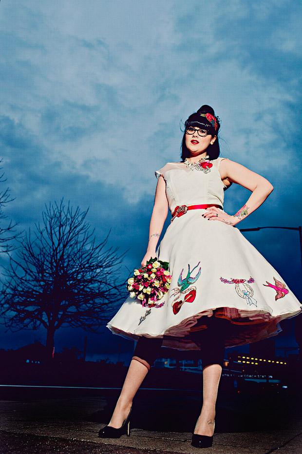 The Couture Company Alternative Bespoke Custom Made Wedding Dresses ...