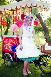 Polly with candy cute petticoats