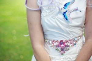 Glitter Bird