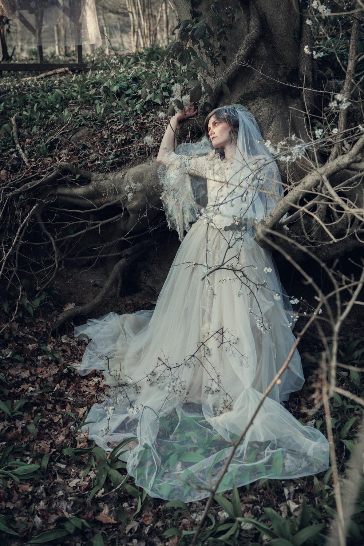 miss havisham dress the couture company � bespoke
