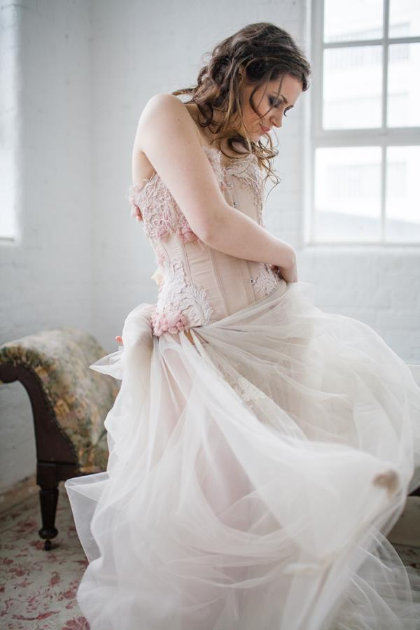 Alternative Wedding Dresses : Alternative wedding dresses and unusual custom made quirky bridal