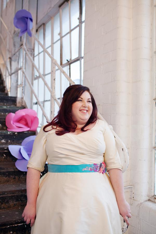 Plus Size The Couture Company Bespoke Wedding Gowns Made To