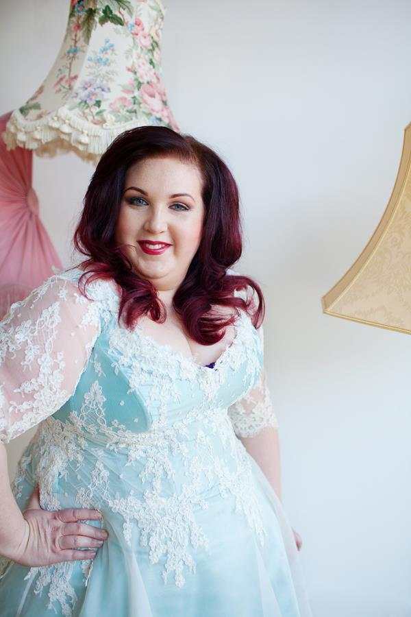 Let s go retro the couture company bespoke wedding for Alternative plus size wedding dresses