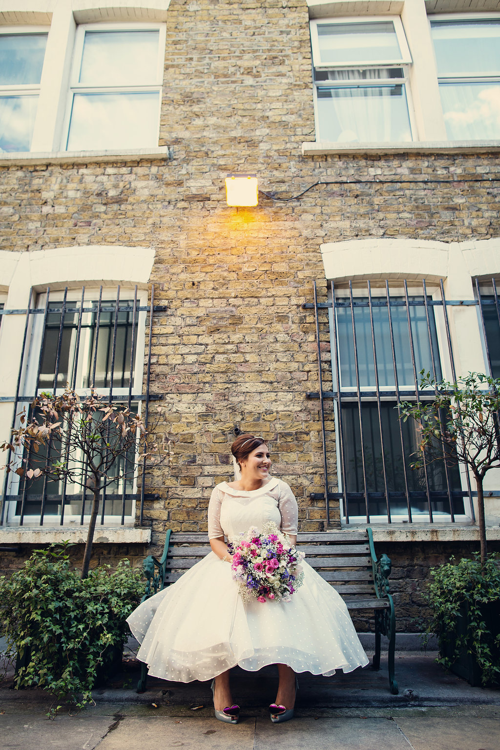 Alternative Wedding Dress S London : Vintage esque the couture company bespoke wedding