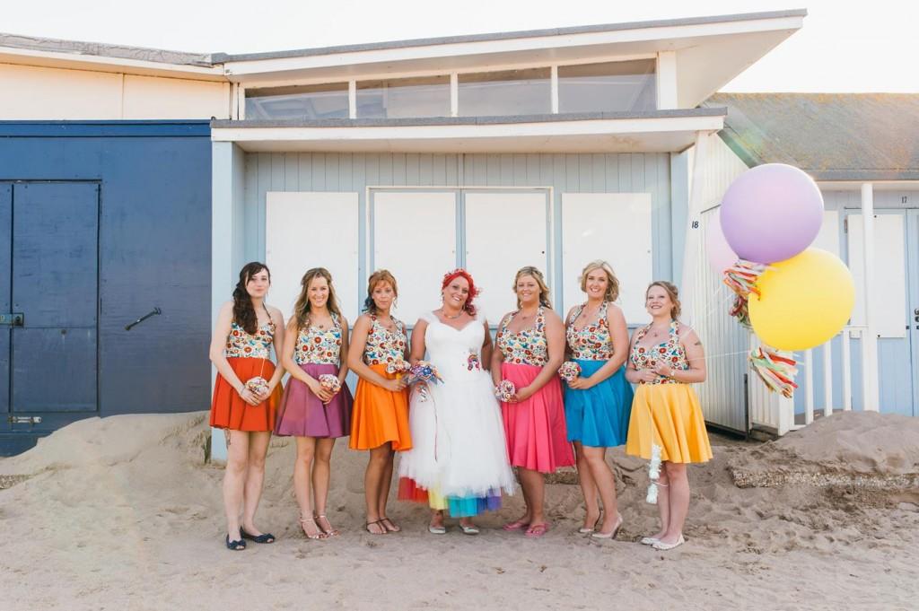 The-couture-company-alternative-bespoke-custom-made-wedding-quirky-dresses-1950s-tea-length-vintage-tuille-embroidered-lace-dress-bride-rainbow-petticoat-unicorn-stars-beach-babb-photo (17) (Copy)