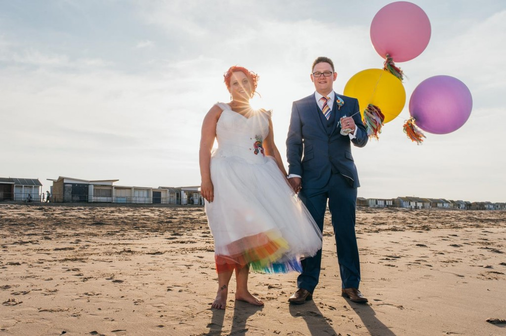 The-couture-company-alternative-bespoke-custom-made-wedding-quirky-dresses-1950s-tea-length-vintage-tuille-embroidered-lace-dress-bride-rainbow-petticoat-unicorn-stars-beach-babb-photo (19) (Copy)