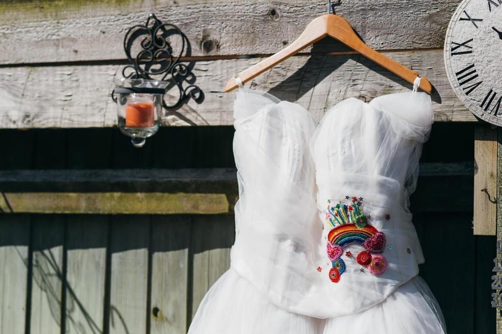 The-couture-company-alternative-bespoke-custom-made-wedding-quirky-dresses-1950s-tea-length-vintage-tuille-embroidered-lace-dress-bride-rainbow-petticoat-unicorn-stars-beach-babb-photo (3) (Copy)