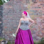 The-couture-company-alternative-bespoke-custom-made-wedding-quirky-dresses-leopard-black-coloured-shocking-pink-dress-bride-plus-size-curvy-larger-brides-corsets-corset-heart-animal-print  (10)