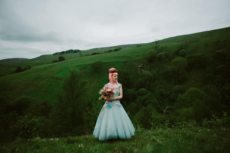 The-couture-company-bespoke-unique-creative-designer-wedding-dresses-bridal-gowns-QUIRKY-unusual-coloured-lace-bridal-gown-by-tub-of-jelly-photography (41) (Copy)