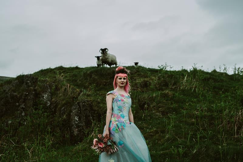 The-couture-company-bespoke-unique-creative-designer-wedding-dresses-bridal-gowns-QUIRKY-unusual-coloured-lace-bridal-gown-by-tub-of-jelly-photography (45) (Copy)