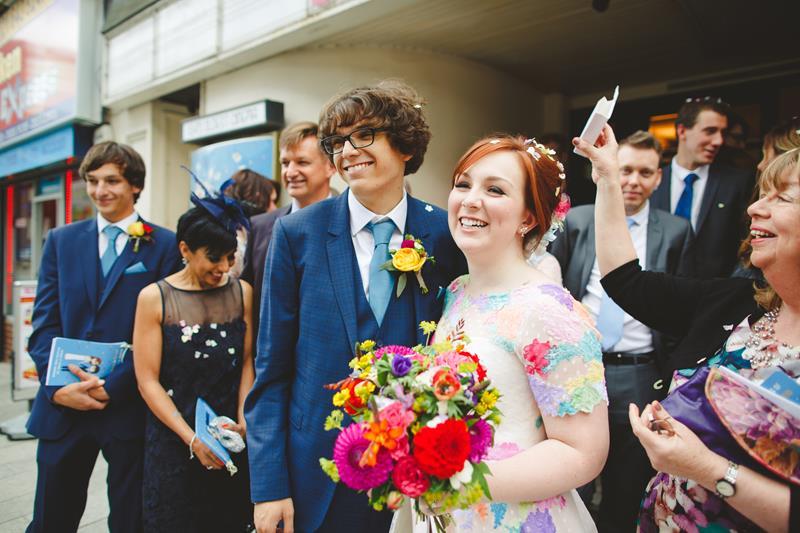 the-couture-company-alternative-bespoke-wedding-dresses-dress-bright-colours-lace-polka-dot-spot-coloured-quirky-photo-camera-hannah (20)