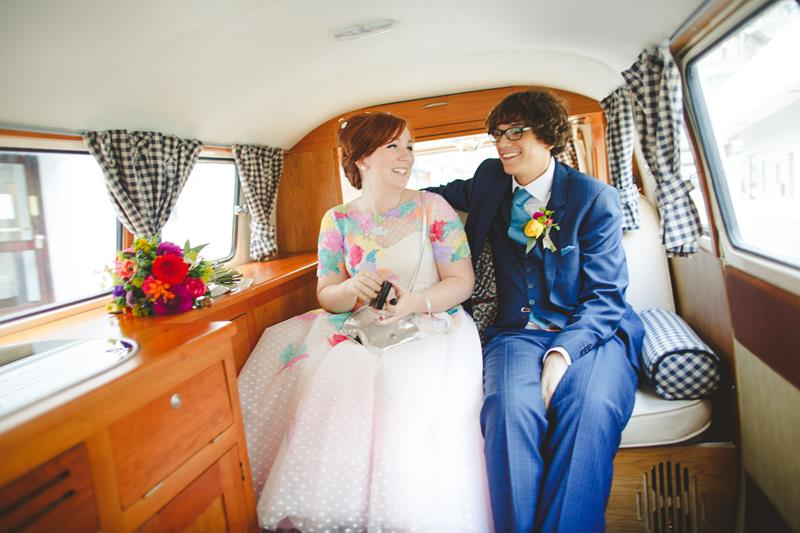 the-couture-company-alternative-bespoke-wedding-dresses-dress-bright-colours-lace-polka-dot-spot-coloured-quirky-photo-camera-hannah (23)