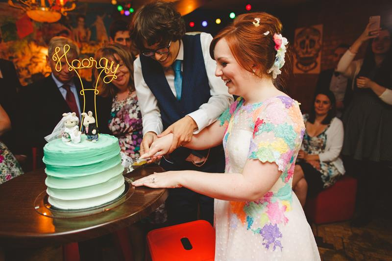 the-couture-company-alternative-bespoke-wedding-dresses-dress-bright-colours-lace-polka-dot-spot-coloured-quirky-photo-camera-hannah (35)
