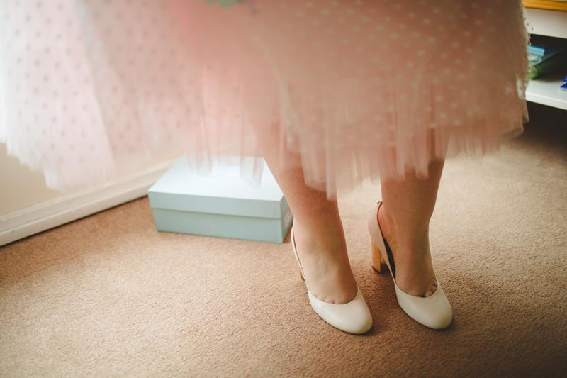 the-couture-company-alternative-bespoke-wedding-dresses-dress-bright-colours-lace-polka-dot-spot-coloured-quirky-photo-camera-hannah (6)