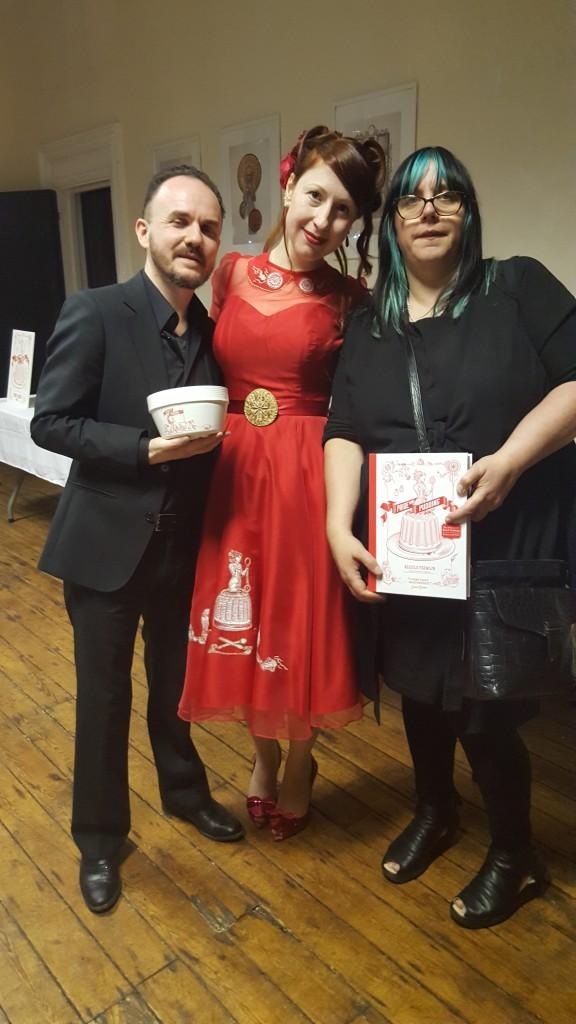 Bruno, Regula and Me (Jo/designer)