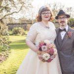 the-couture-company-custom-made-alternative-quirky-wedding-dress-dresses-polka-dot-vintage-short-50s-lace-curvy-Natasha Biggs Photography-1 (36)