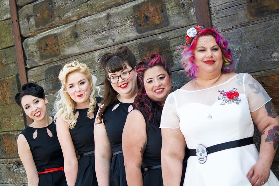 the-couture-company-alternative-wedding-dresses-dress-tattoos-tattooed-bride-rocknroll-50s-short-colourful-bespoke-rock-bridal-11
