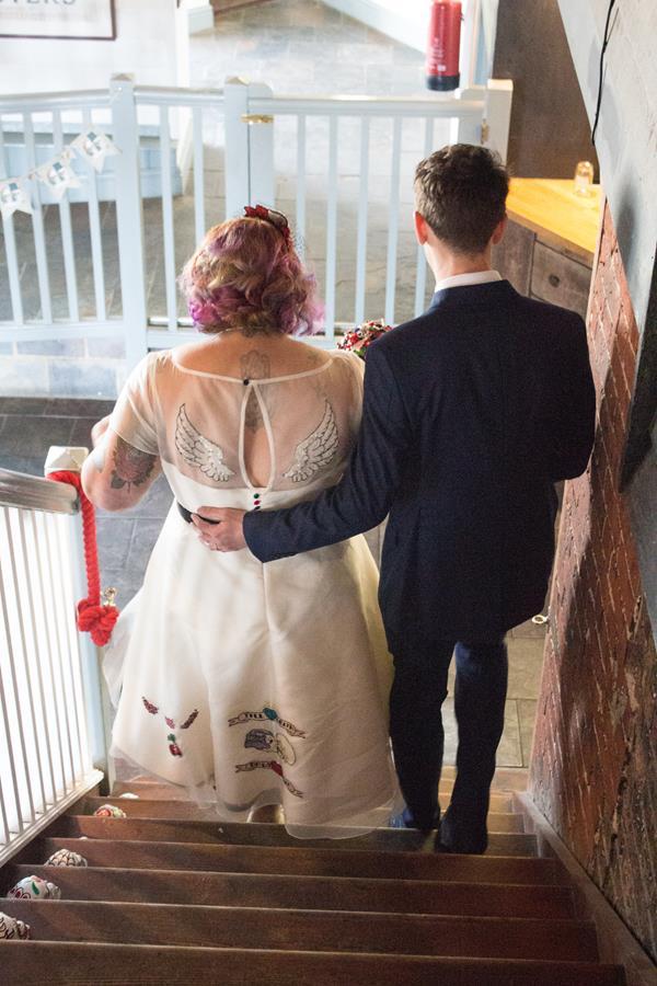 the-couture-company-alternative-wedding-dresses-dress-tattoos-tattooed-bride-rocknroll-50s-short-colourful-bespoke-rock-bridal-18
