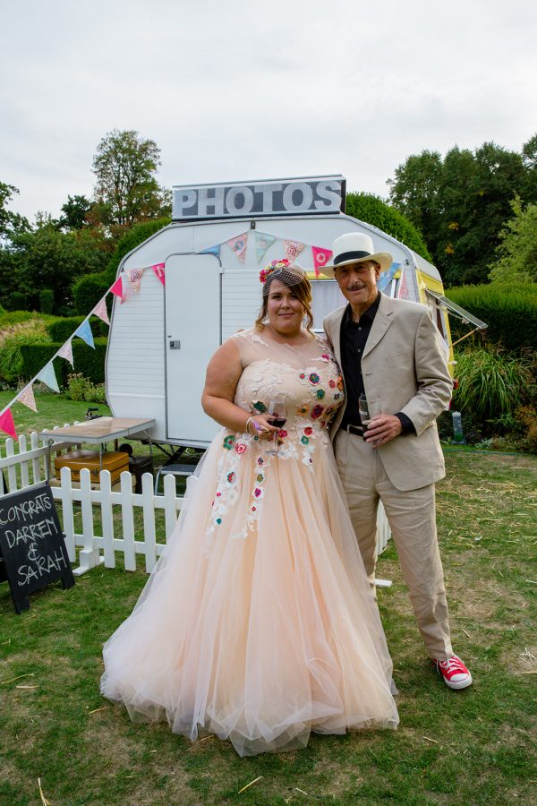 Eclectic Wedding Dresses