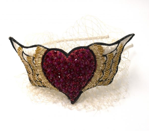 Flying Heart Headband