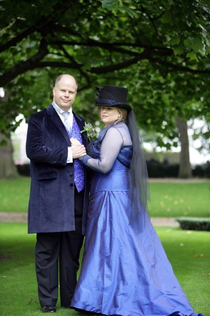 The-couture-company-bespoke-alternative-blue-corset-wedding-dress-SianM (1)