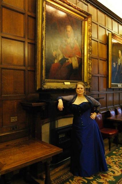 The-couture-company-bespoke-alternative-blue-corset-wedding-dress-SianM (2)