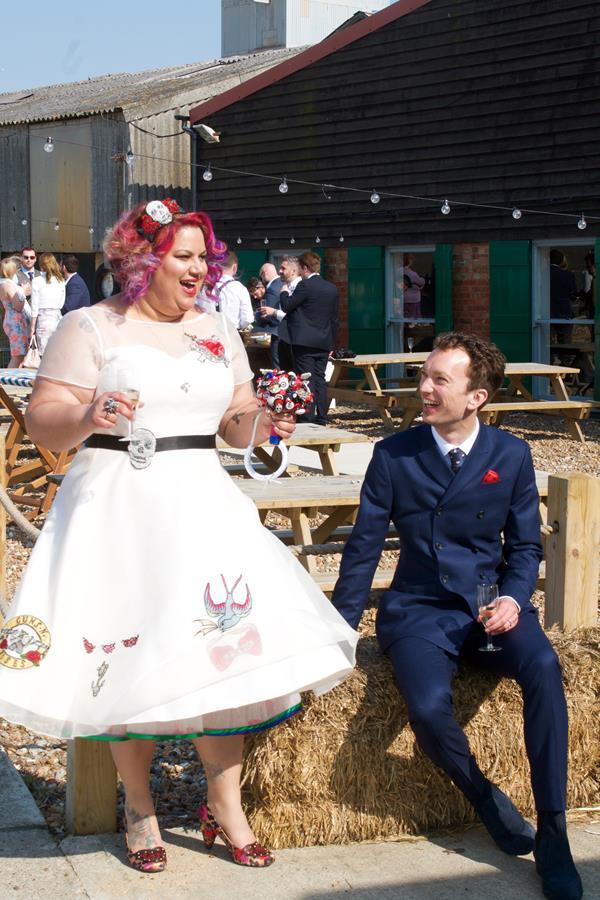 the-couture-company-alternative-wedding-dresses-dress-tattoos-tattooed-bride-rocknroll-50s-short-colourful-bespoke-rock-bridal-24