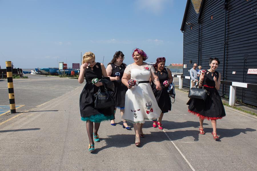 the-couture-company-alternative-wedding-dresses-dress-tattoos-tattooed-bride-rocknroll-50s-short-colourful-bespoke-rock-bridal-9