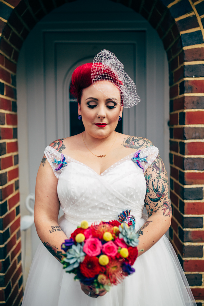 Mel Lee And Their Mexican Fiesta Colourful Wedding Alternative Wedding Dresses